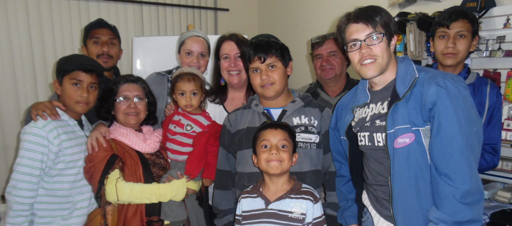 Quito community with Elana Gerson