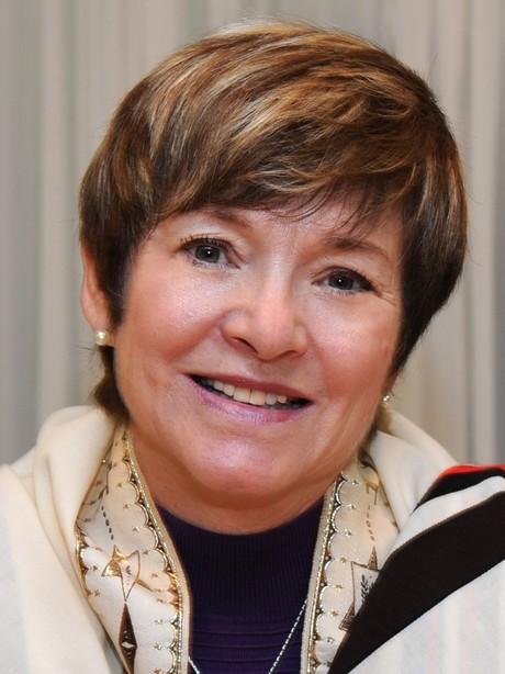 Rabbi Barbara Aiello (Photo by Kimberly Dyer)