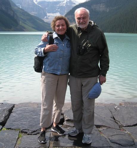 Elaine and Irwin Berg